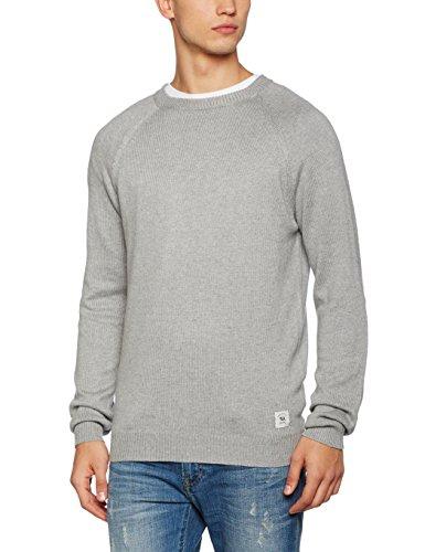 Bellfield Herren Pullover B Oathlaw G Grau (Grey Marl)
