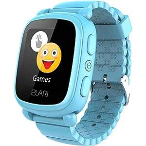 Elari KidPhone 2 Reloj Inteligente Azul TFT 3,66 cm (1.44″) Móvil