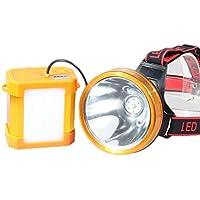 CAMPINGWISE /® LINTERNA CAMPING LED RESISTENTE AL AGUA SOSTENIBLE Y CON MUCHAS LUZ