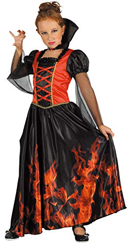 (U LOOK UGLY TODAY Kinder Kostüm Halloween Kleid Karneval Verkleidungsparty Cosplay für Mädchen - L)