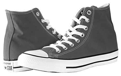 Conversa Come Hi Can Carboncino 1j793 Unisex-erwachsene Sneaker Beige (carbone 010)