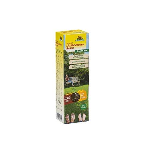 Neudorff TerraVital Licht&SchattenRasen Samen-Mix 450 g