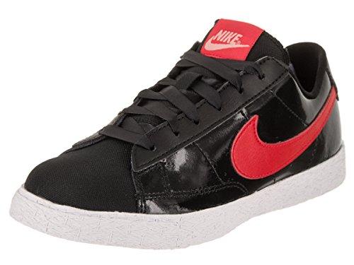 NIKE Fille Blazer Low QS (PS) Skate Shoe 2 Etats-Unis Rouge Noir/Vitesse / Blanchi Coral 2 M US Little Kid