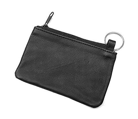 KAIOVA® - Designer Schlüsseletui Schlüsselanhänger Minigeldbörse Kleine Geldbörse Portmonee mit Schlüsselring - Key case Key chain Mini wallet Small purse