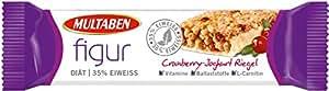 Multaben - Eiweiß-Diät Riegel Cranberry Joghurt - 56g