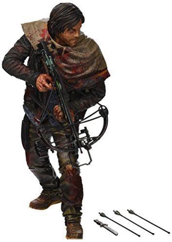 McFarlane Walking Dead 10-inch TV Daryl Dixon Deluxe Action Figure by McFarlane - Action Dixon Figure