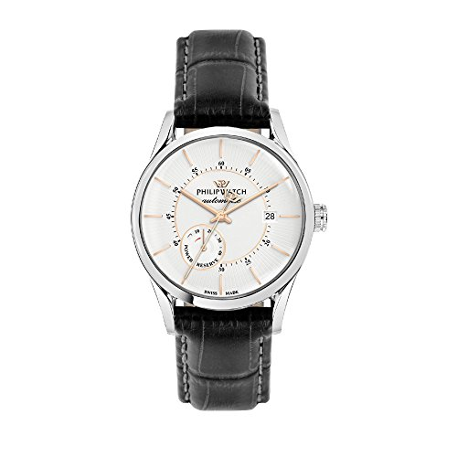 Reloj mecánico Hombre Philip Watch Sunray elegante Cod. r8221180011