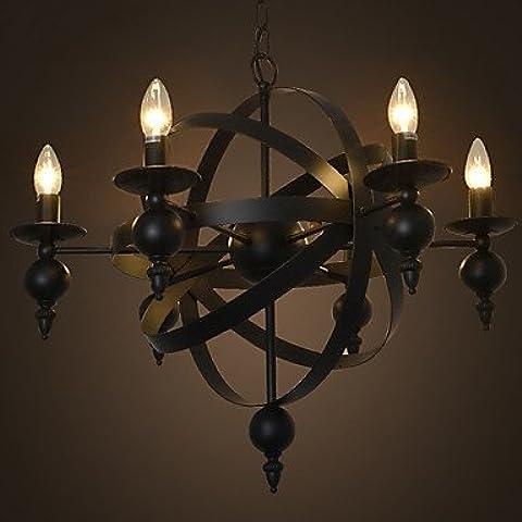 Fx@ MAX 40W Cosecha Mini Estilo Pintura Metal Lámparas Colgantes Sala de estar / Habitación de estudio/Oficina / Habitación de Juego / Garaje ,