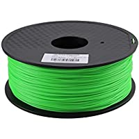 ABS 3D Printing Filament (Fluo-Green) | Print temperature - 220-230°C | Infill Speed - 30~90mm/s | 3D Printing Material