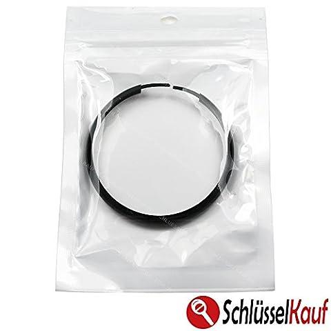 Mini Porte-clés Noir Coque télécommande clé plip Cooper One Clubman neuf