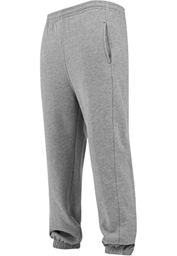 Urban Classics Damen Hose Loose Fit Sweatpants Grey