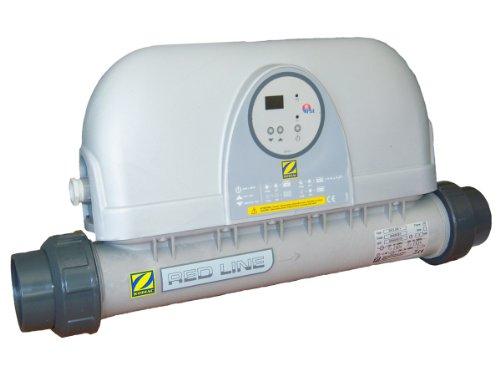 Calentador Eléctrico en línea Red Line de Zodiac - W40RDE06 - Red Line 6 KW