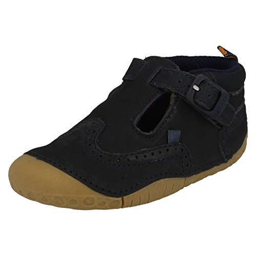 Start-rite, Sneaker bambini Blu navy leather S2