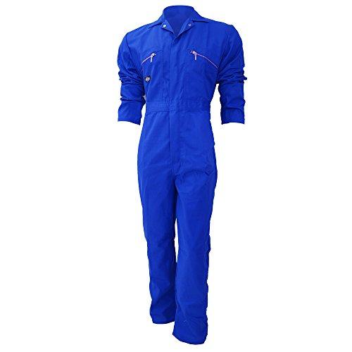 Dickies Wd4839, Tuta da Lavoro Uomo Royal Blau
