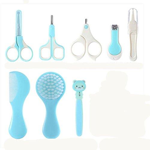XISHU Essential Baby Gesundheitswesen und Pflege Set Nagelpflege Für Jungen und Mädchen Nagelknipser , picture color