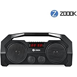 Zoook Rocker BoomBox+ 32W Bluetooth Speakers (Black)