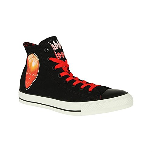 Converse Black M9160 Black CT AS HI Black/Red