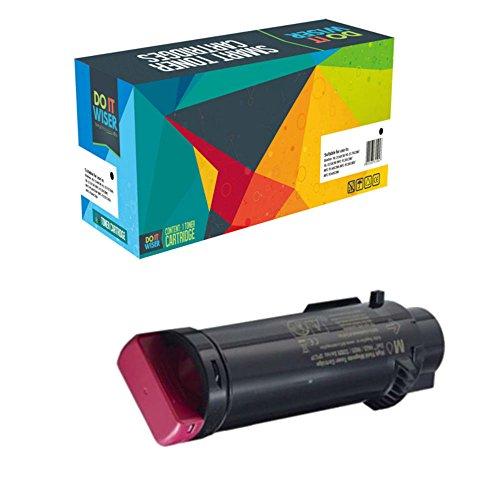 Preisvergleich Produktbild Do it Wiser ® Toner Kompatibel für Xerox WorkCentre 6515DN 6515 6515DNI 6515DNM 6515N, Phaser 6510 6510DN 6510DNI 6510DNM 6510N - 106R03478 Magenta