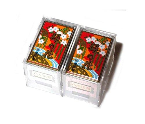 Nintendo Japanese Playing Cards Game Set Hanafuda Miyako no Hana RED