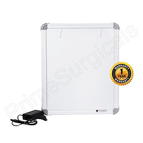 PrimeSurgicals LED X-Ray View Box with Automatic Film Activation and Variable Brightness Control