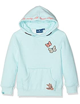 TOM TAILOR Mädchen Sweatshirt Sweet Sweater with Details