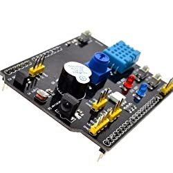 M235 Multifunction Expansion Board DHT11 LM35 Temperature Humidity for Arduino