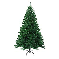 VEYLIN 6ft Christmas Tree 700 Tips Artificial Tree with Metal Stand