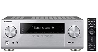 Pioneer 5.1 Kanal AV Receiver, VSX-832-S, Hifi Verstärker 130 Watt/Kanal, Multiroom, WLAN, Bluetooth, Hi-Res Audio, Dolby TrueHD-DTS:X, Musik Apps (Spotify, Deezer u.a.), Internetradio, Silber (B071DN9XKW) | Amazon Products
