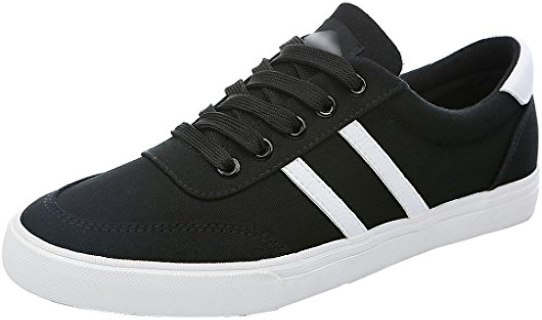 YaNanHome Zapatos para Hombre/Alpargatas Zapatos de Lona nuevos Zapatos del Tablero del Estilo Zapatos de Tela  -