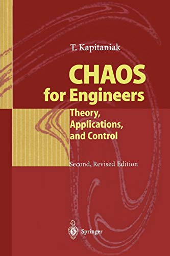 """Chaos for Engineers: """"Theory, Applications, And Control"""""""