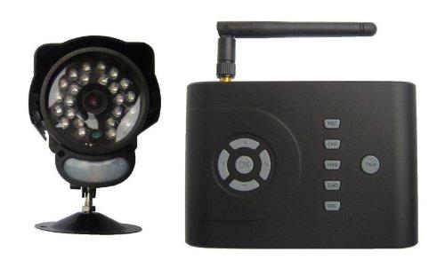 Digitales Wireless DVR Überwachungskamera Set (Funk, Bewegungserkennung, Nachtsicht) -