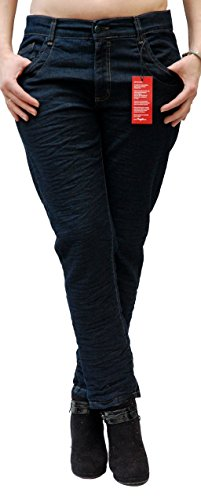Angels Jeans -  Jeans  - Donna Dunkelblau 42W x 26L