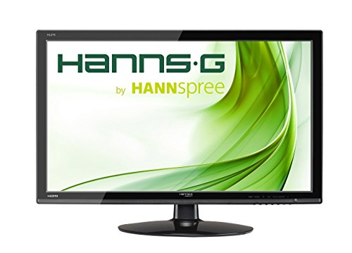 Hannspree HannsG HL274HPB 27 Black 100 % HD LED demonstrate PC flat panels 1920 x 1080 pixels LED 100 % HD 10001 50000001 1678 million colours Products