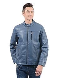 Monte Carlo Men Jacket(_8907679125930_Ink Blue_42_)