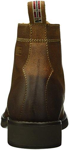 Napapijri Alvin, Bottes Classiques homme Marron - Braun (cognac N45)