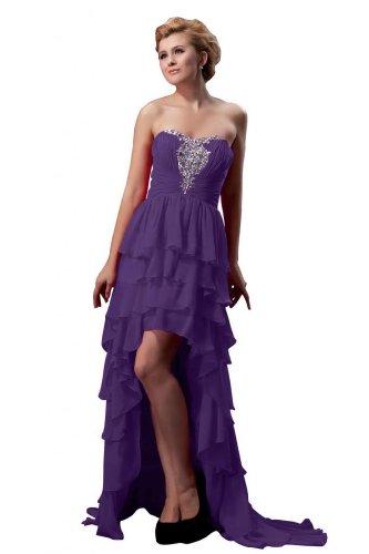 Sunvary -  Vestito  - Donna Purple