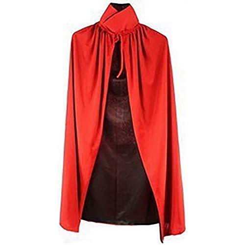 Halloween Samt Winkel Kostüme Abdeckung Deluxe Mantel, Halloween-Kleid -