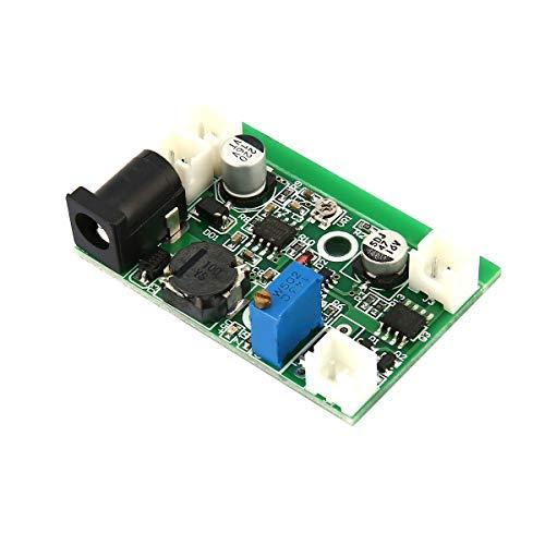 Gugutogo 12V TTL 1W 2W 3W 445nm 450nm Laser-Treiber-Platine Modul Blu-ray-Laufwerk Schaltung