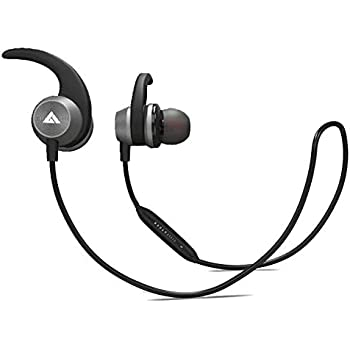 c380d23fcf29f1 Boult Audio ProBass Space Wireless Bluetooth Sports Earphones with Mic,  IPX5 Sweatproof Deep Bass Headphones, Mobile Headset Best for Gym and  Running ...