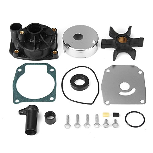 Wooya Wasserpumpe Impeller Repair Kit #432955 Für Johnson Evinrude 3 Cyl 60 65 70 75 Ps