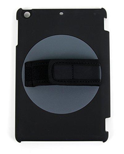 DURAGADGET Passgenaue Hülle mit Handhalterung 360 Grad Winkel für Apple iPad Mini 2 (A1489 | A1490) - Ipad 2 Gb Mini Cellular 128