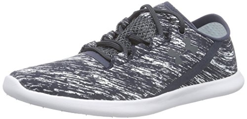 Under Armour UA W StudioLux Low Twst Damen Hallenschuhe Grau (STY 008)