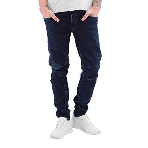 Bangastic Herren Jeans / Slim Fit Jeans Rico Indigo