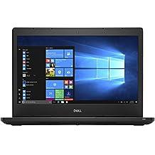 """Dell F7YPC Latitude 3480, 14"""" HD Laptop (Intel Core i3-6006U, 4GB DDR4, 500GB Hard Drive, Windows 10 Pro)"""