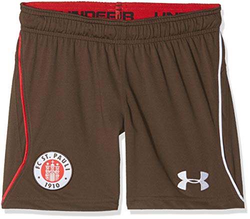 Under Armour FC St. Pauli Heim Replica Kinder Shorts, Timber (241), YMD