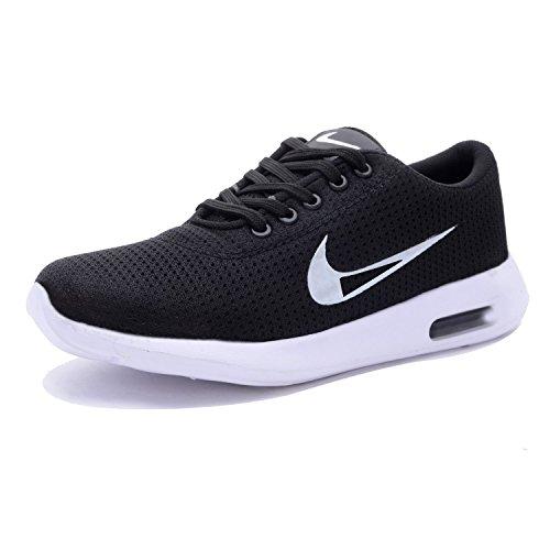 JARASA Men\'s Mesh Sports Running/Walking/Training and Gym Shoes (7)