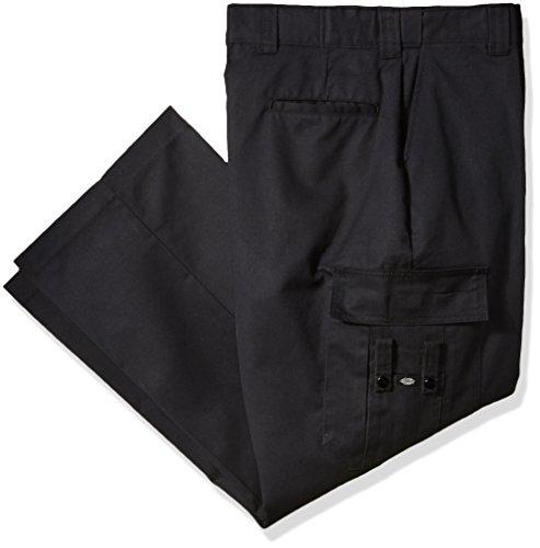 Dickies - - Herren Flex Comfort Taille Emt Pant, 48W x 34L, Black (Dickies-comfort-taille)