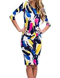 E-Girl SY60647 femme sexy robe bodycon