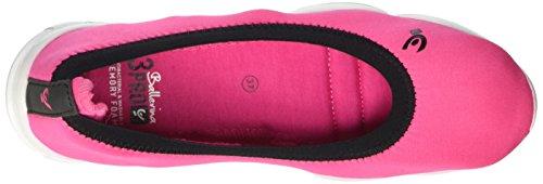 Freddy Damen 3proballerina Fitness-Schuhe, Blau Rosa (Fuxia)