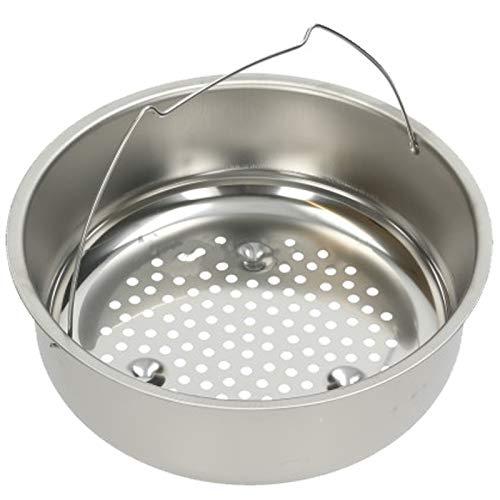Spares2go - Cesta de vapor para olla a presión Tefal (220 mm de diámetro)